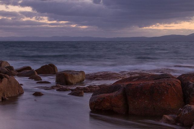 Freycinet_sunset_wide