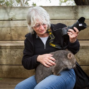 Mary-and-Wombat