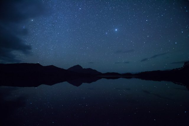 Shutterbug Walkabouts Wilderness Photography Escape - night sky photography from the shores of the boutique camp