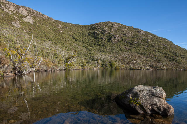Lake Osborne, Hartz Mountains National Park, Tasmania - on tour with Shutterbug Walkabouts