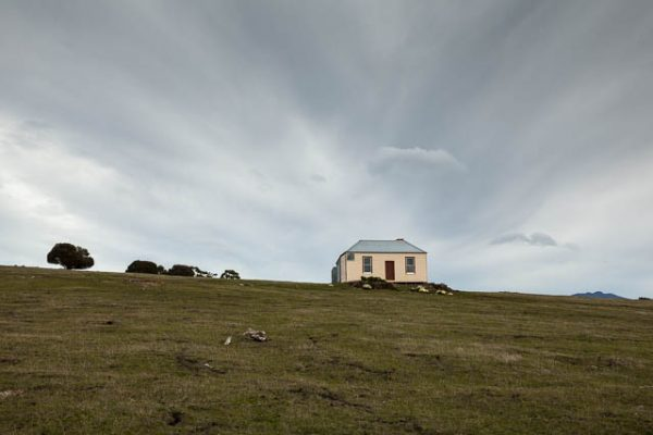 Mrs Hunt's cottage on Maria Island, Tasmania - on tour with Shutterbug Walkabouts