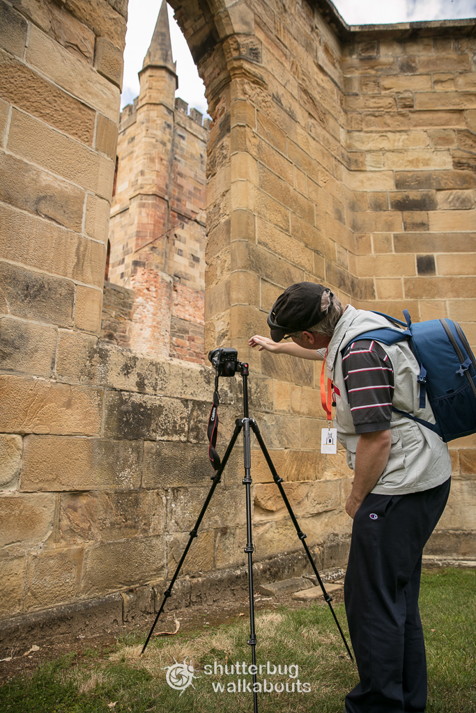 Photographer's day out at Port Arthur