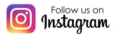 Follow us on Instagram logo