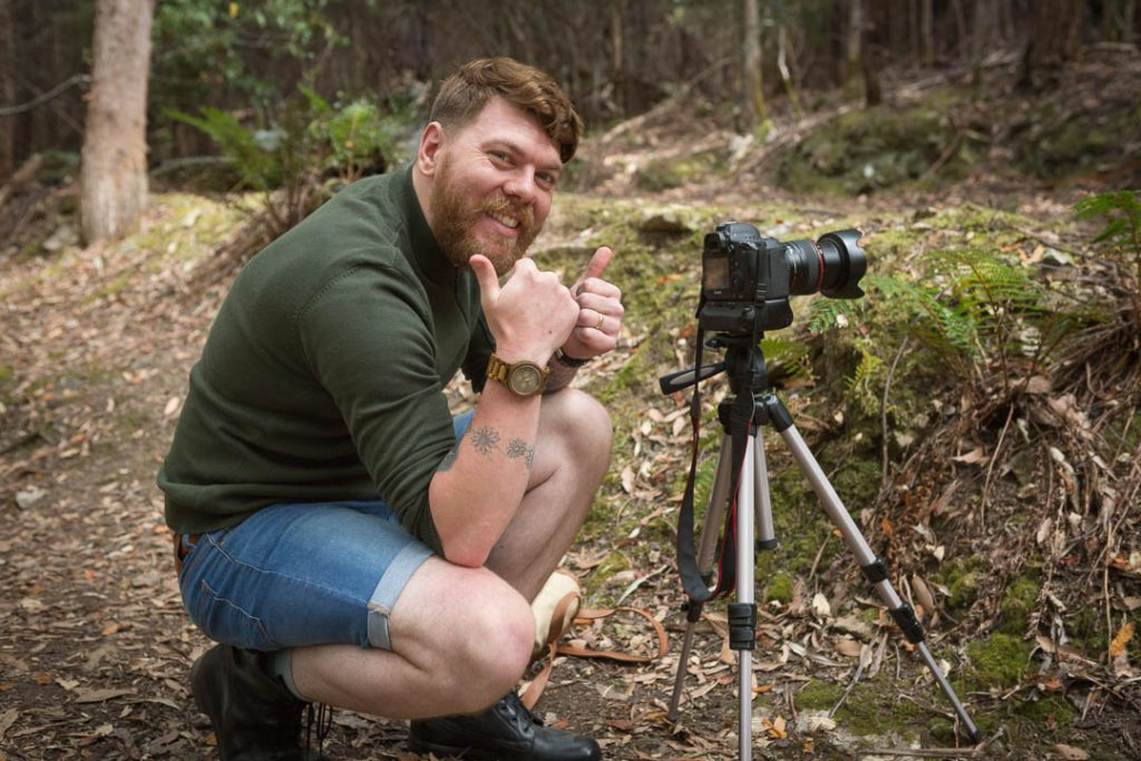 Visiting family and friends in Tasmania - time out for photography