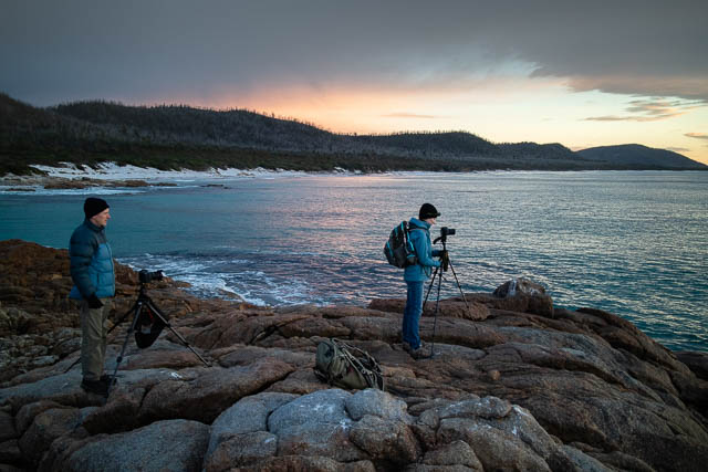 Private photography retreat in Tasmania with Shutterbug Walkabouts