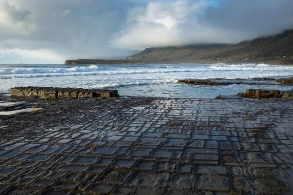 coastal-landscape_tessellated-pavement_eaglehawk-neck_tasman-peninsula-tasmania_winter-morning_CV-2591