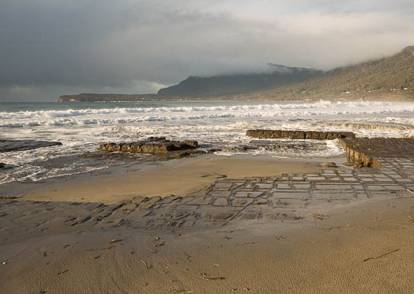 coastal-landscape_tessellated-pavement_eaglehawk-neck_tasman-peninsula-tasmania_winter-morning_CV-2637