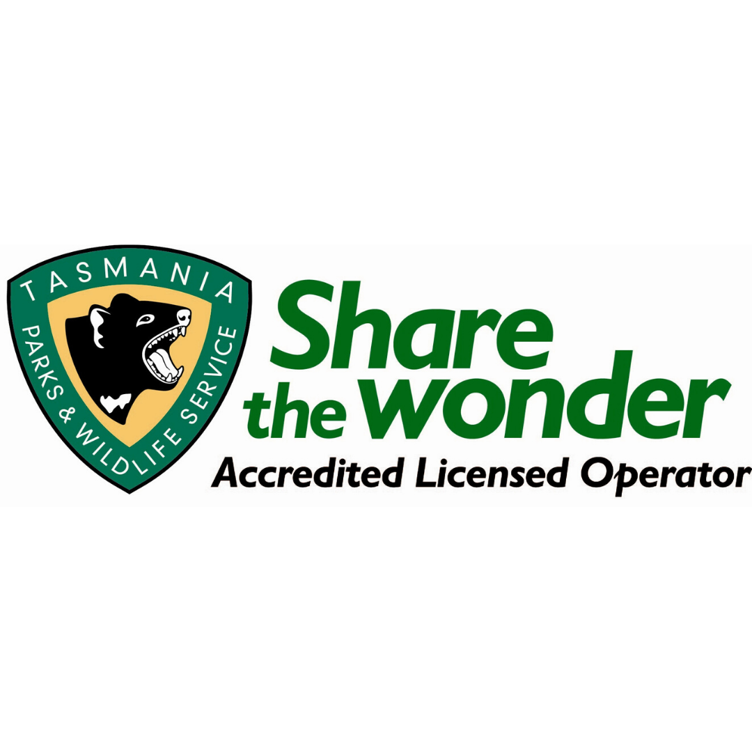 Shutterbug Walkabouts is an Accredited Licensed Operator with Tasmania Parks & Wildlife Service
