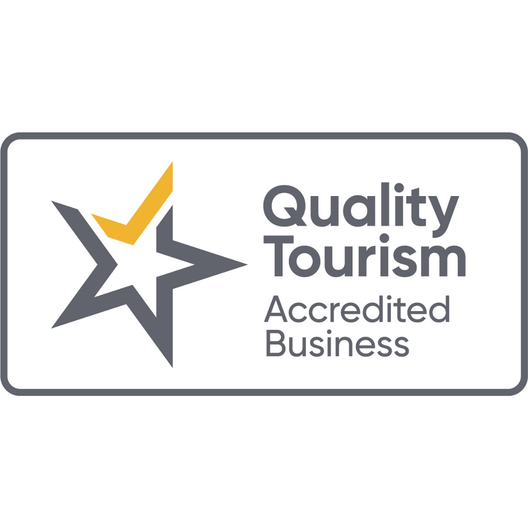 Shutterbug Walkabouts is a Tourism Accredited Business