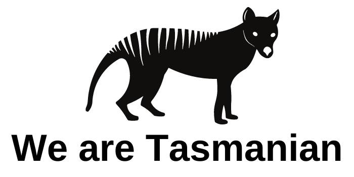 Representing a local Tasmanian business, unofficial self-created badge
